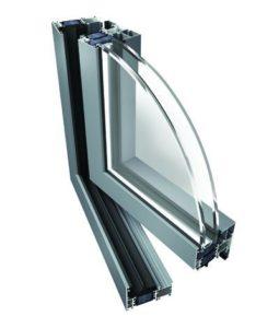 okno aluminiowe ponzio